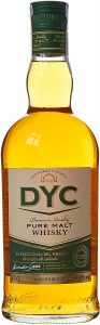 Un single malt de whisky DYC