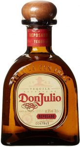 un gran tequila Don Julio reposado